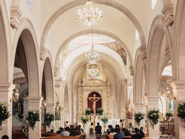La boda de David y Nancy en San Julián, Jalisco 138