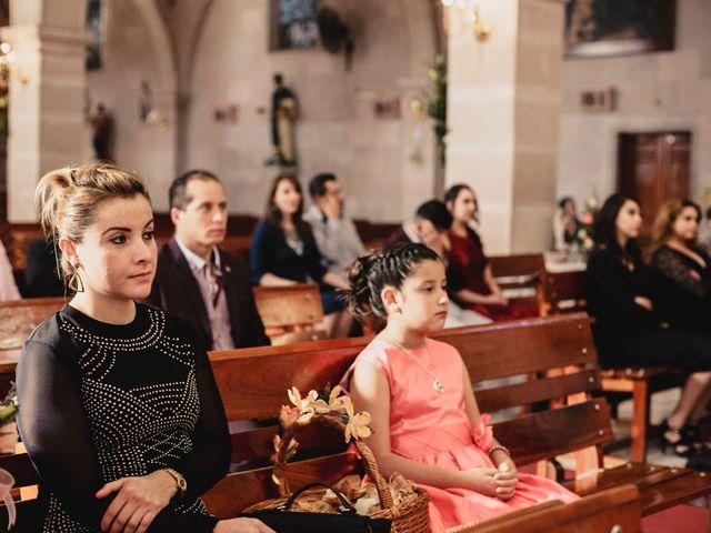 La boda de David y Nancy en San Julián, Jalisco 142
