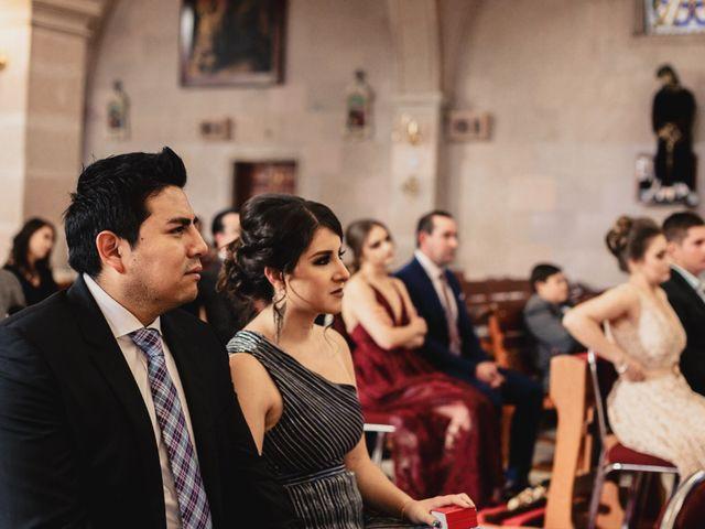 La boda de David y Nancy en San Julián, Jalisco 143