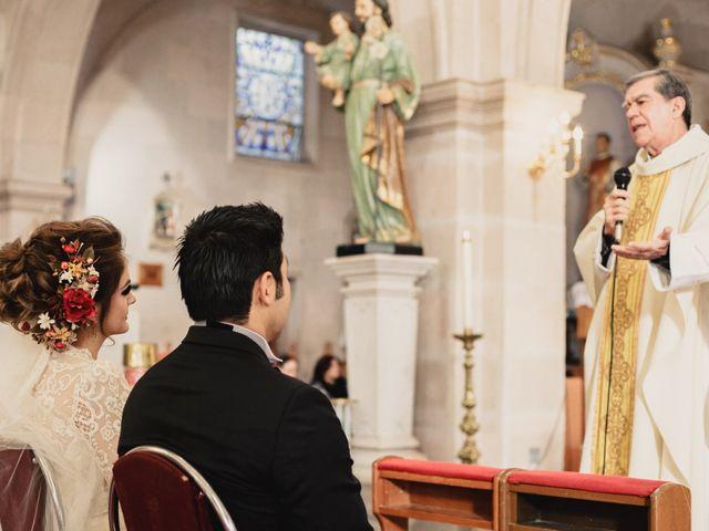 La boda de David y Nancy en San Julián, Jalisco 144