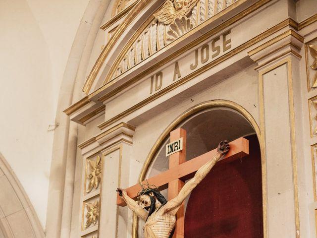 La boda de David y Nancy en San Julián, Jalisco 146