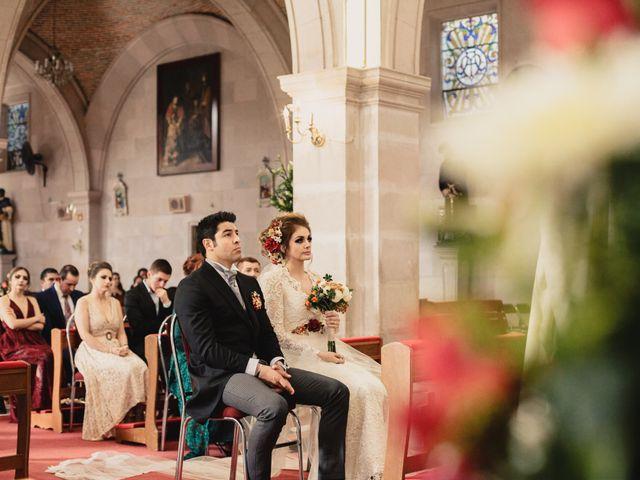 La boda de David y Nancy en San Julián, Jalisco 147