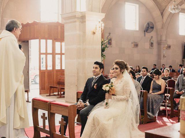 La boda de David y Nancy en San Julián, Jalisco 152