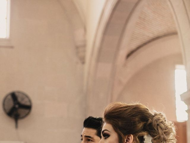 La boda de David y Nancy en San Julián, Jalisco 155