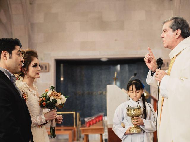 La boda de David y Nancy en San Julián, Jalisco 157