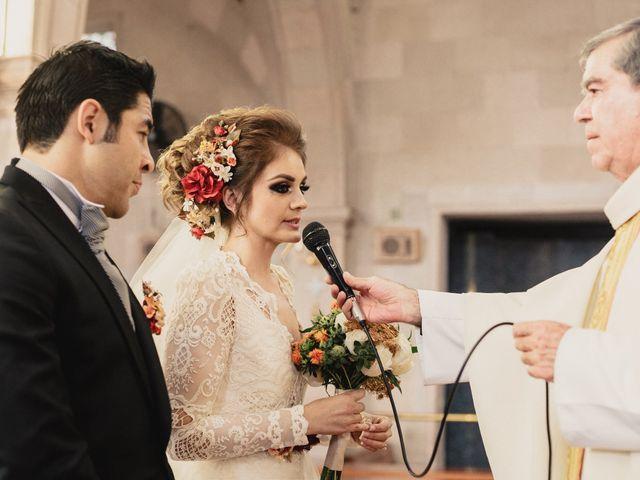 La boda de David y Nancy en San Julián, Jalisco 158