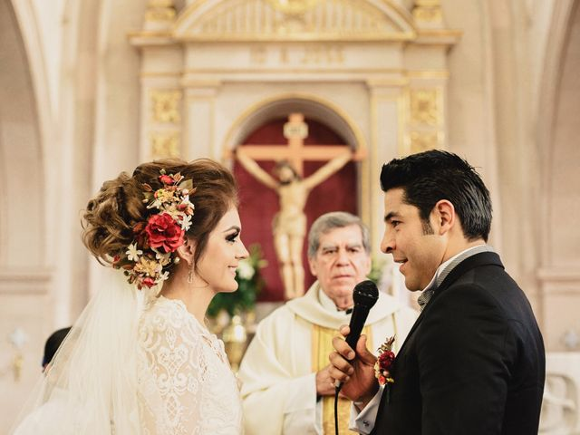 La boda de David y Nancy en San Julián, Jalisco 159