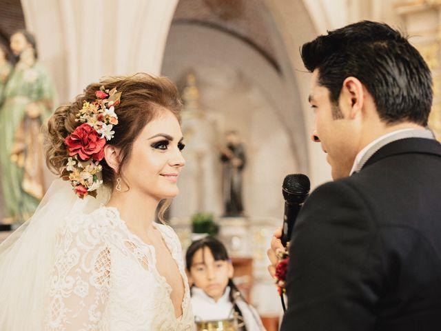 La boda de David y Nancy en San Julián, Jalisco 161