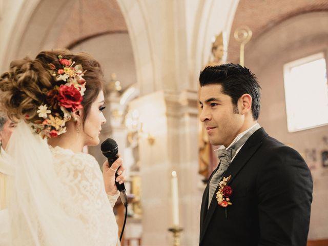 La boda de David y Nancy en San Julián, Jalisco 162