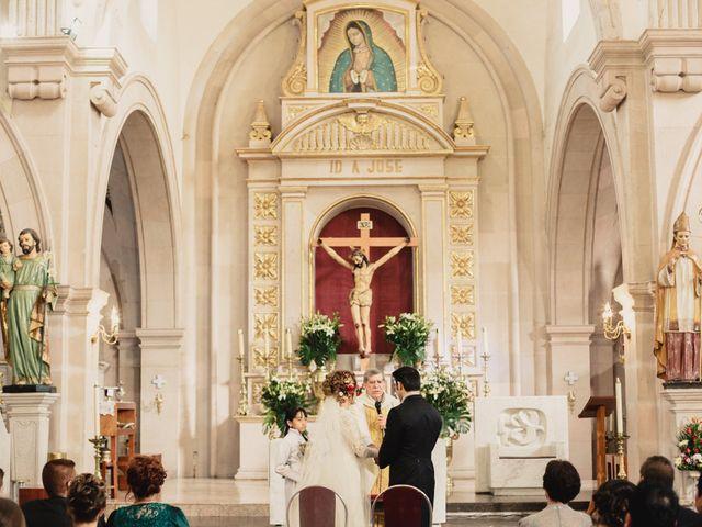 La boda de David y Nancy en San Julián, Jalisco 163