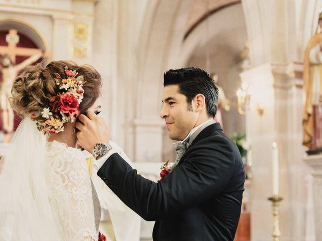 La boda de David y Nancy en San Julián, Jalisco 165