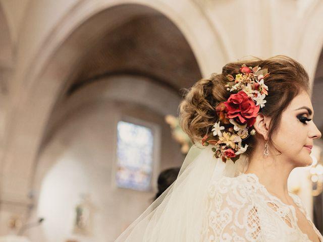 La boda de David y Nancy en San Julián, Jalisco 166
