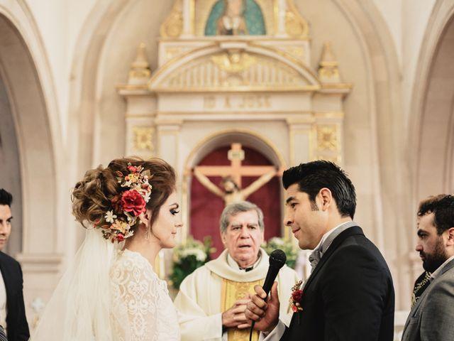 La boda de David y Nancy en San Julián, Jalisco 167