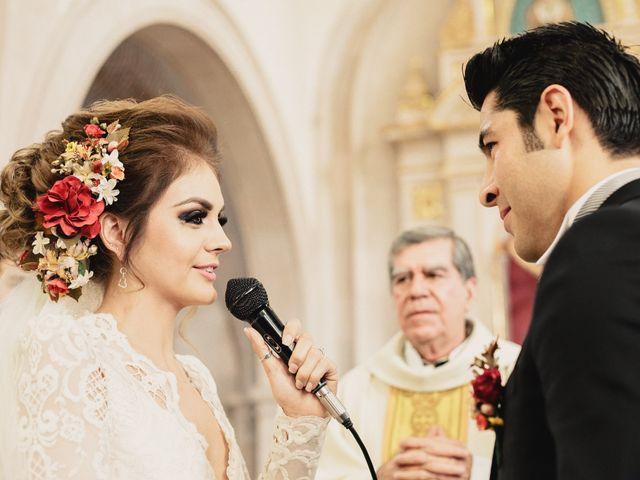 La boda de David y Nancy en San Julián, Jalisco 171