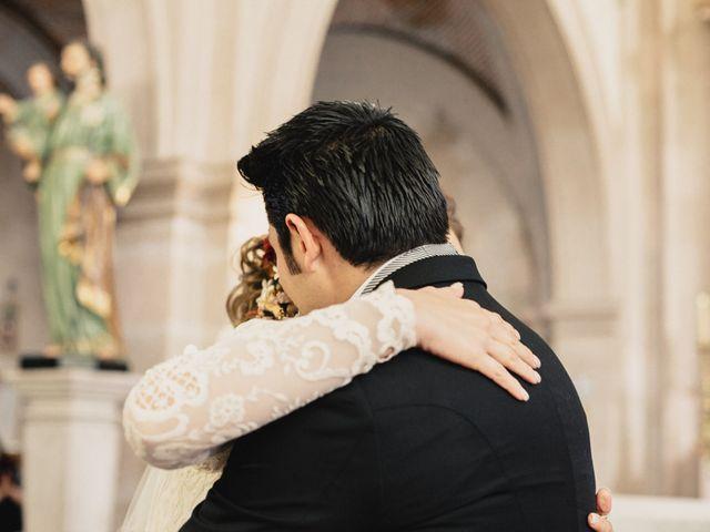 La boda de David y Nancy en San Julián, Jalisco 173