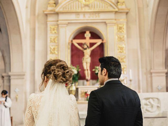 La boda de David y Nancy en San Julián, Jalisco 174