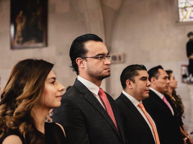 La boda de David y Nancy en San Julián, Jalisco 175