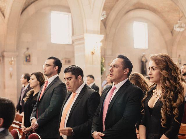 La boda de David y Nancy en San Julián, Jalisco 181