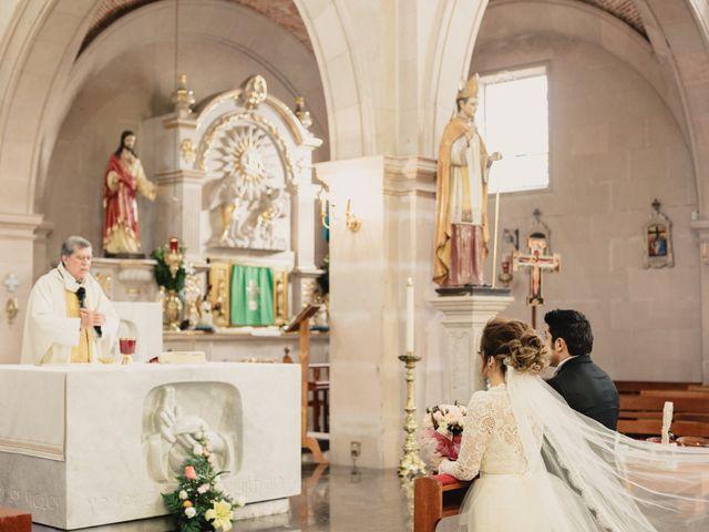 La boda de David y Nancy en San Julián, Jalisco 182