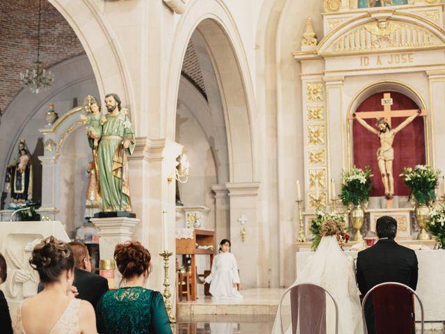 La boda de David y Nancy en San Julián, Jalisco 186