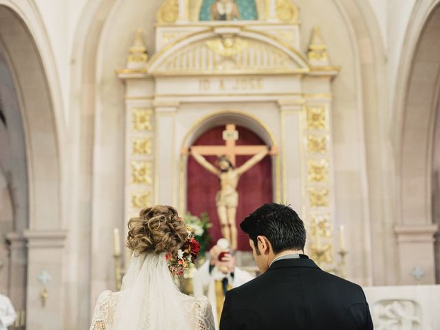 La boda de David y Nancy en San Julián, Jalisco 189