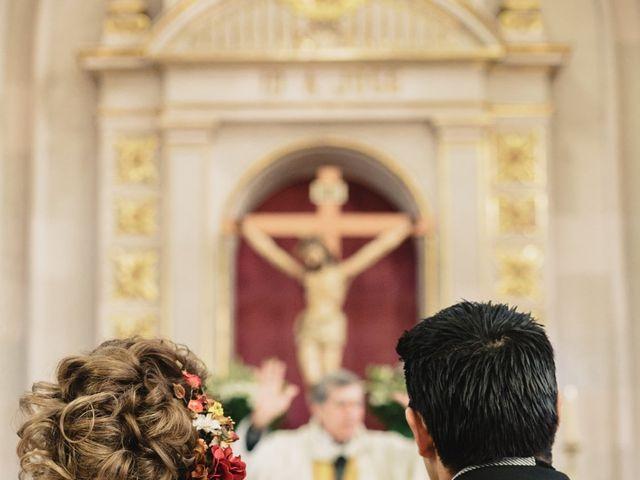 La boda de David y Nancy en San Julián, Jalisco 193