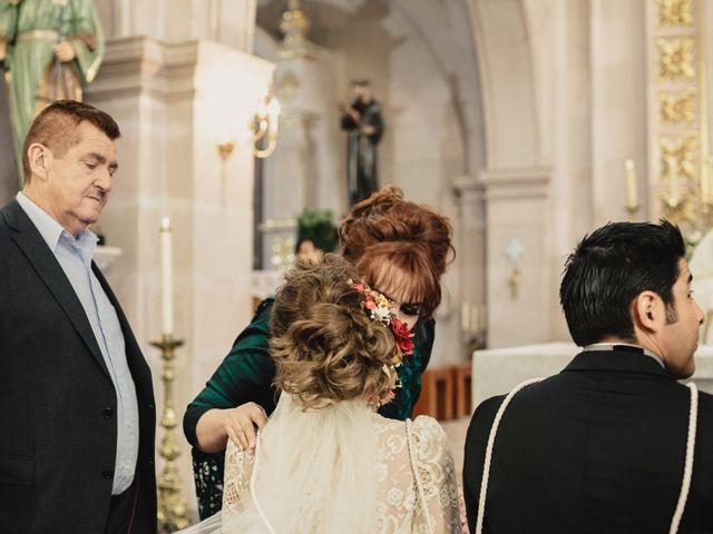 La boda de David y Nancy en San Julián, Jalisco 196