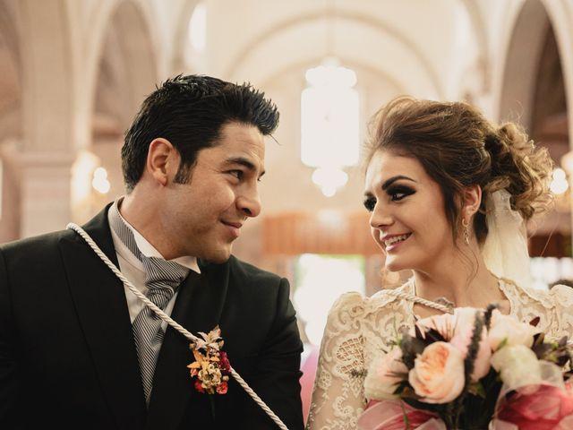 La boda de David y Nancy en San Julián, Jalisco 205