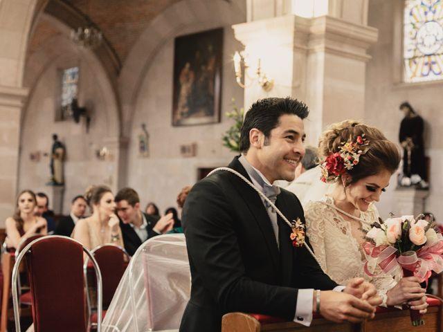 La boda de David y Nancy en San Julián, Jalisco 206