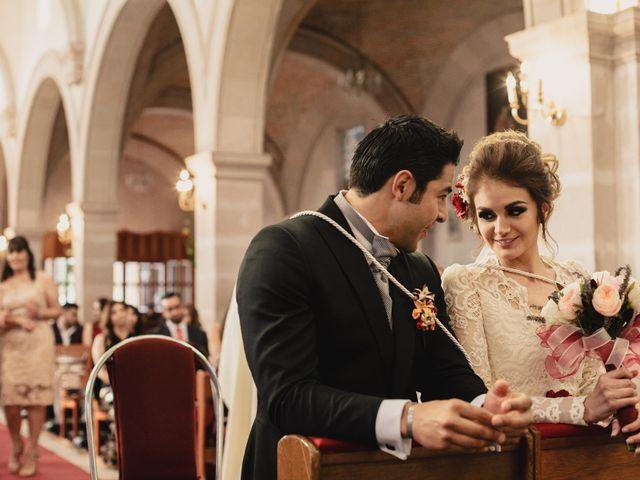 La boda de David y Nancy en San Julián, Jalisco 207