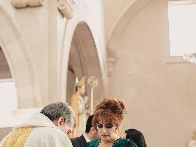 La boda de David y Nancy en San Julián, Jalisco 211