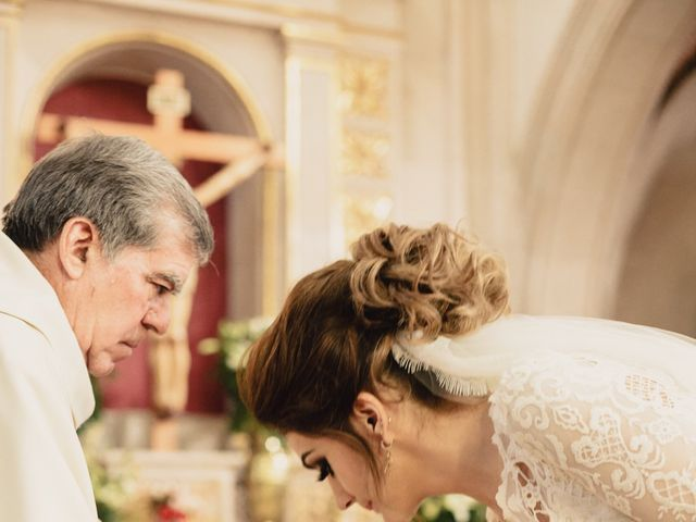 La boda de David y Nancy en San Julián, Jalisco 213