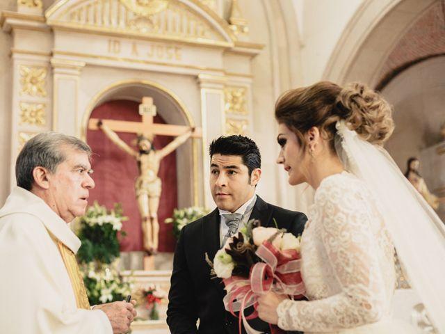 La boda de David y Nancy en San Julián, Jalisco 215