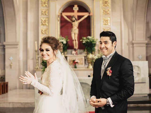 La boda de David y Nancy en San Julián, Jalisco 217
