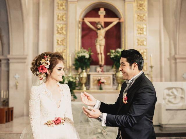 La boda de David y Nancy en San Julián, Jalisco 218