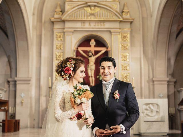 La boda de David y Nancy en San Julián, Jalisco 221