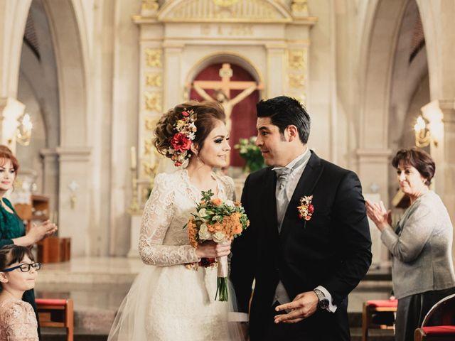 La boda de David y Nancy en San Julián, Jalisco 222