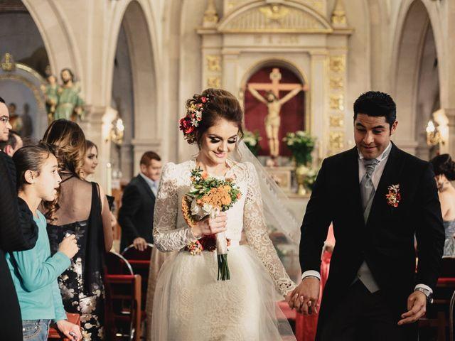 La boda de David y Nancy en San Julián, Jalisco 223