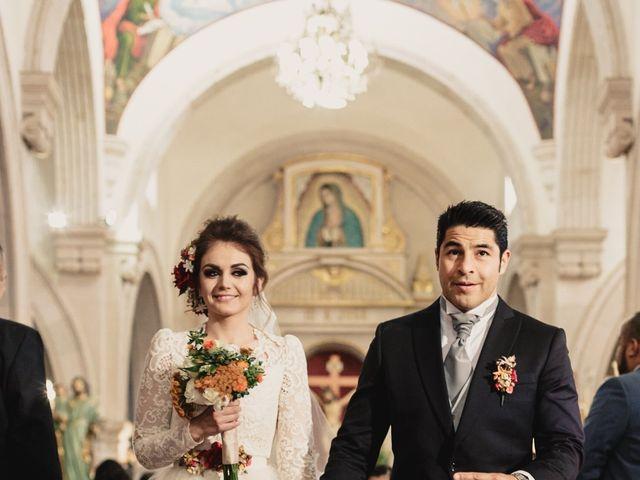 La boda de David y Nancy en San Julián, Jalisco 224