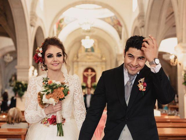 La boda de David y Nancy en San Julián, Jalisco 225