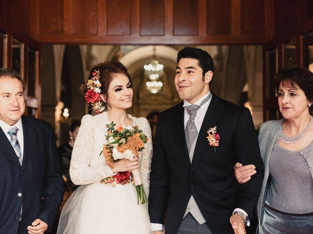La boda de David y Nancy en San Julián, Jalisco 227