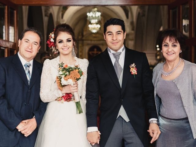 La boda de David y Nancy en San Julián, Jalisco 228