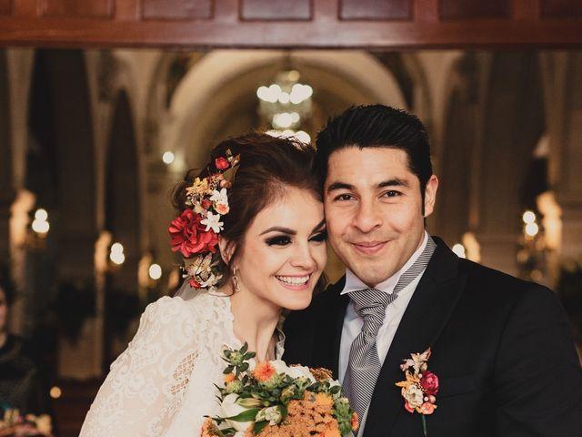 La boda de David y Nancy en San Julián, Jalisco 229