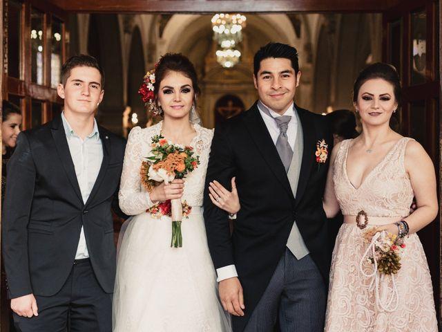 La boda de David y Nancy en San Julián, Jalisco 230