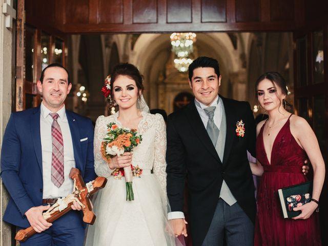 La boda de David y Nancy en San Julián, Jalisco 231