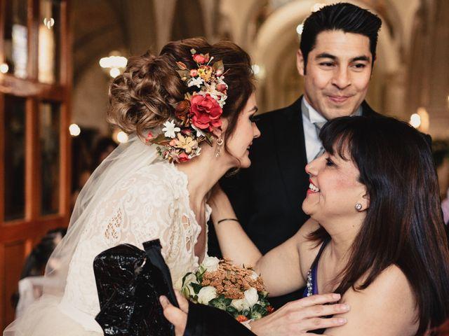 La boda de David y Nancy en San Julián, Jalisco 232