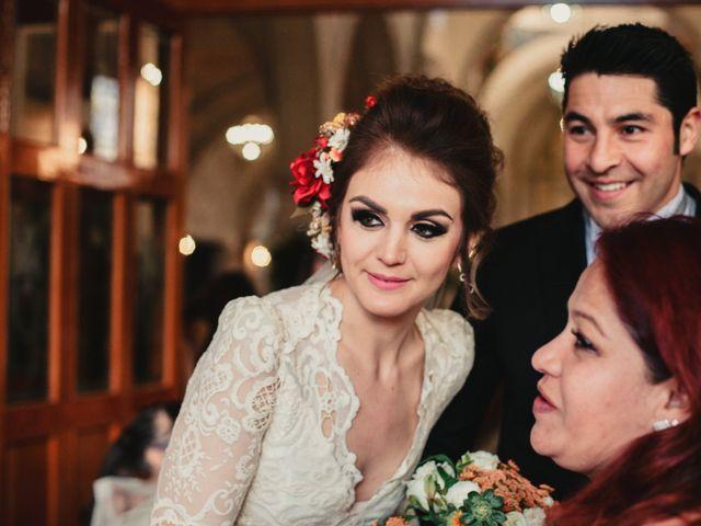 La boda de David y Nancy en San Julián, Jalisco 233