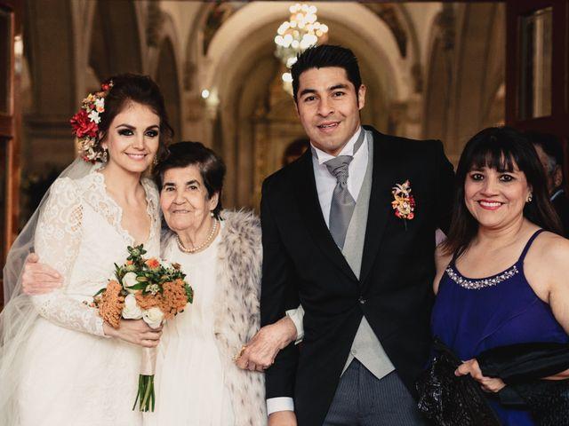 La boda de David y Nancy en San Julián, Jalisco 234