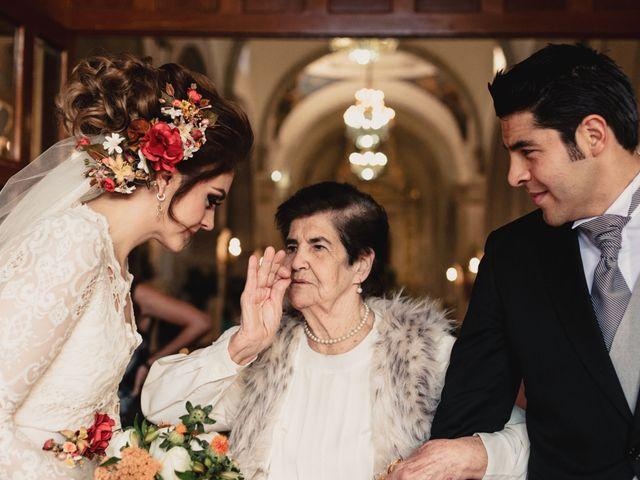 La boda de David y Nancy en San Julián, Jalisco 236