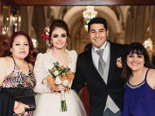 La boda de David y Nancy en San Julián, Jalisco 239